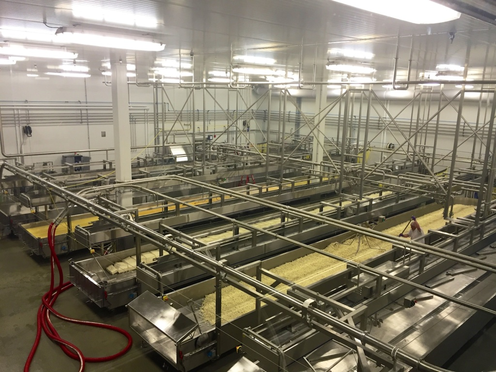 St Albert Cheese Factory