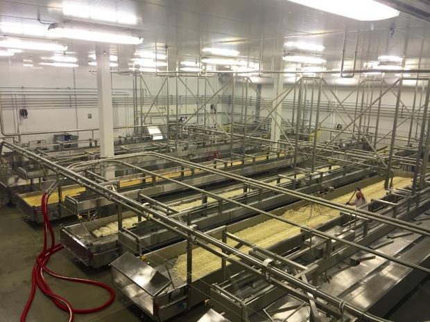 St Albert Cheese Factory